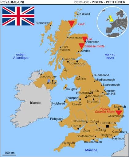 Angleterre chasse du pigeons dhd la ka voyages for Jardin anglais en angleterre