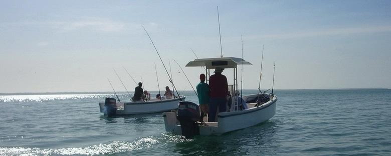 Pêche aux Bijagos